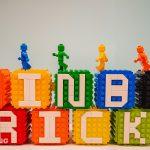 Rainbow bricks lego user group LUG