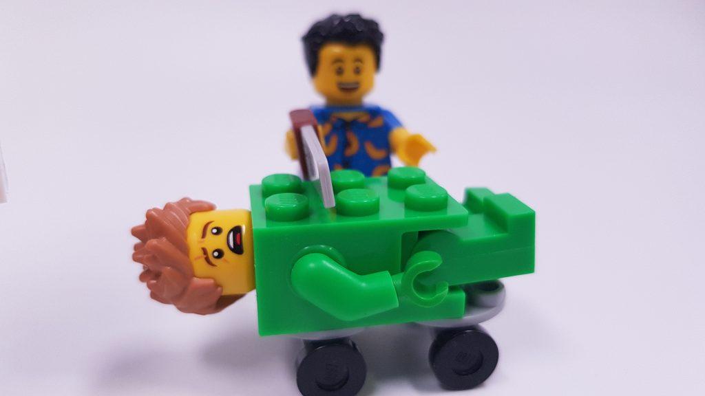 LEGO Masters Australia Half n Half Challenge