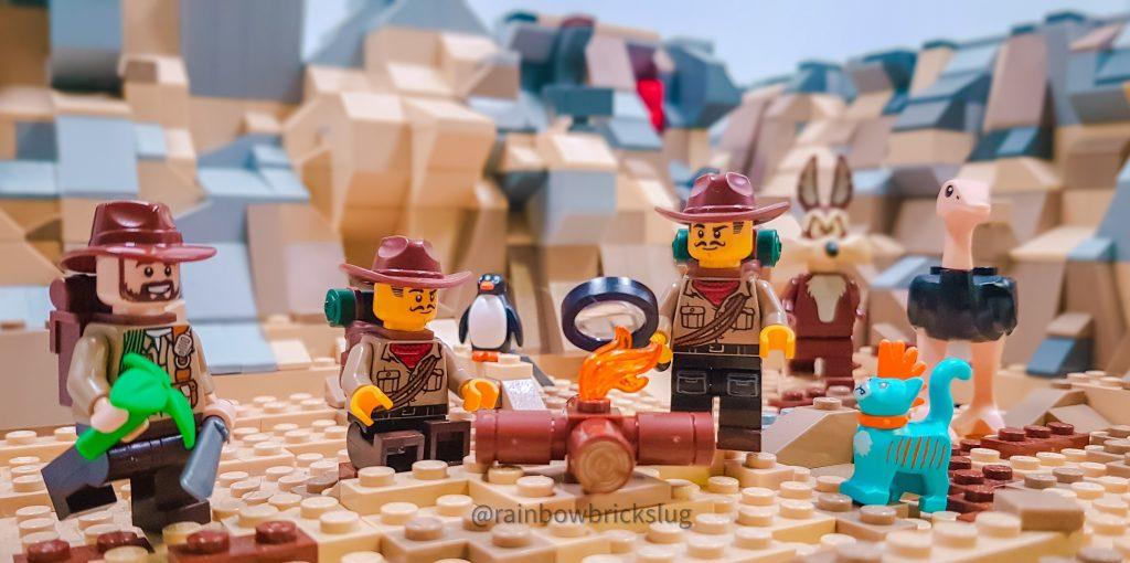 LEGO Master Australia Week Two