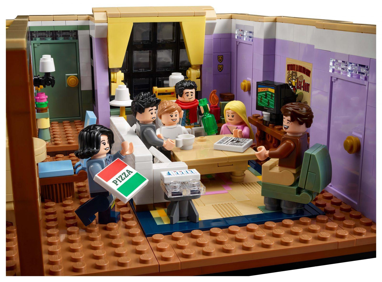 LEGO® F.R.I.E.N.D.S. Apartments (10292)