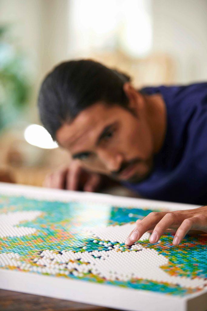 LEGO Art World Map [31203]