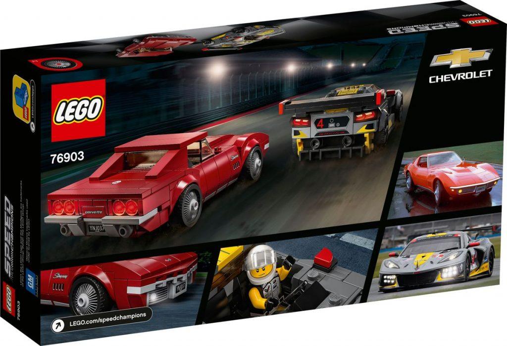 LEGO Speed Champions Chevrolet