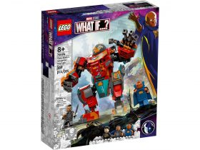 LEGO Marvel What If....?
