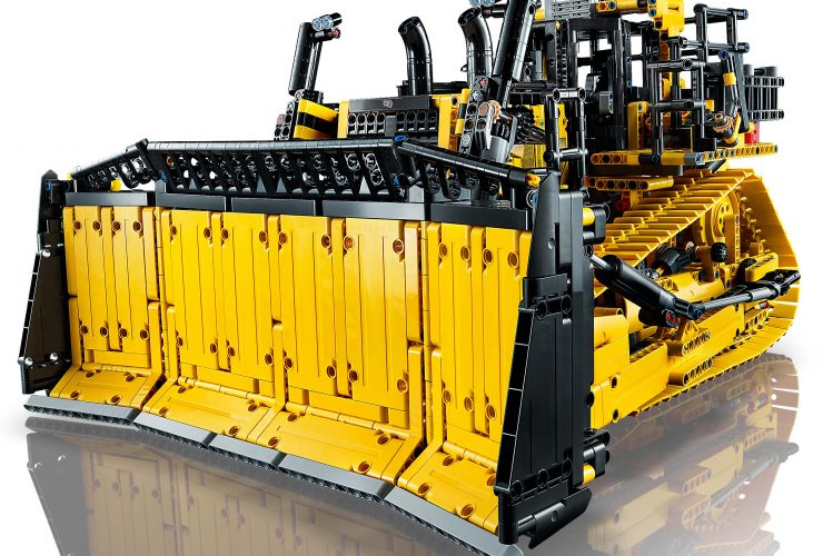LEGO Technic App-Controlled Cat® D11 Bulldozer [42131]