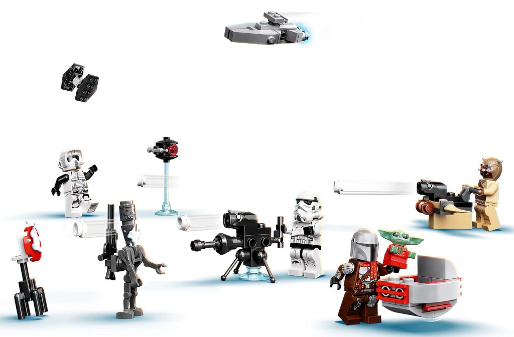 LEGO® StarWars Advent Calendar [75307]
