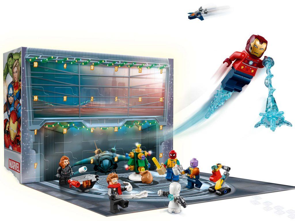 LEGO® Marvel The Avengers Advent Calendar [76196]