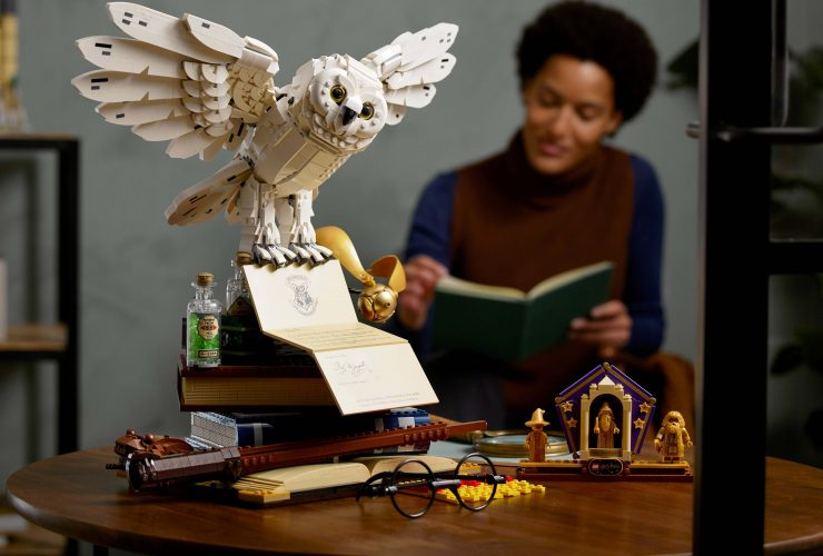 LEGO Harry Potter - Hogwarts™ Icons Collectors' Edition