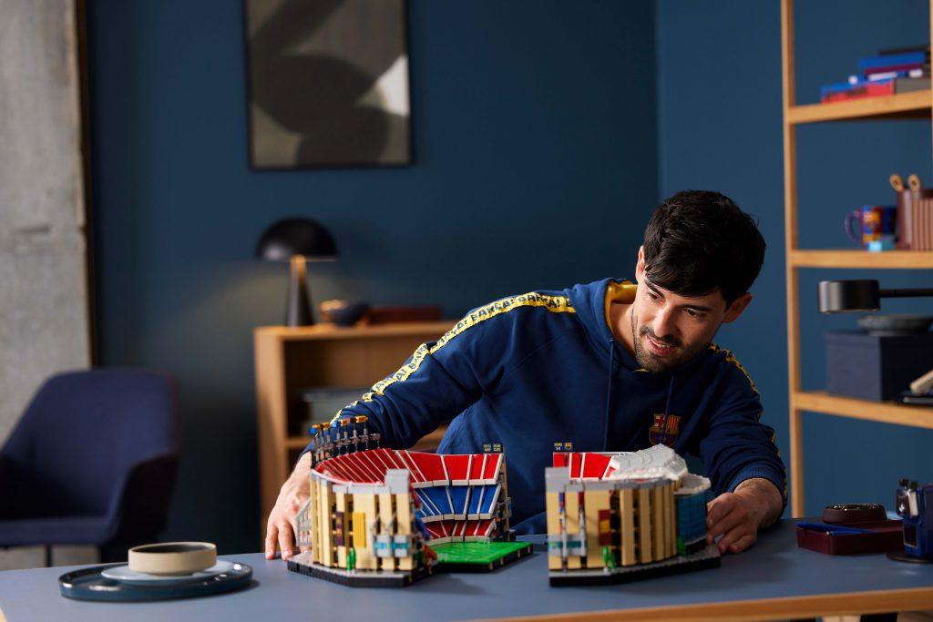 LEGO Creator Expert Camp Nou – FC Barcelona [10284]