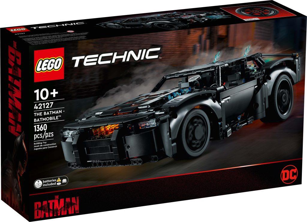 LEGO THE BATMAN - BATMOBILE™ [42127]
