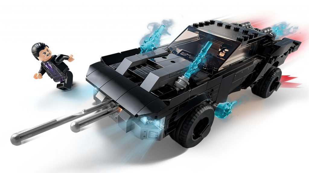 LEGO Batmobile™: The Penguin™ Chase [76181]