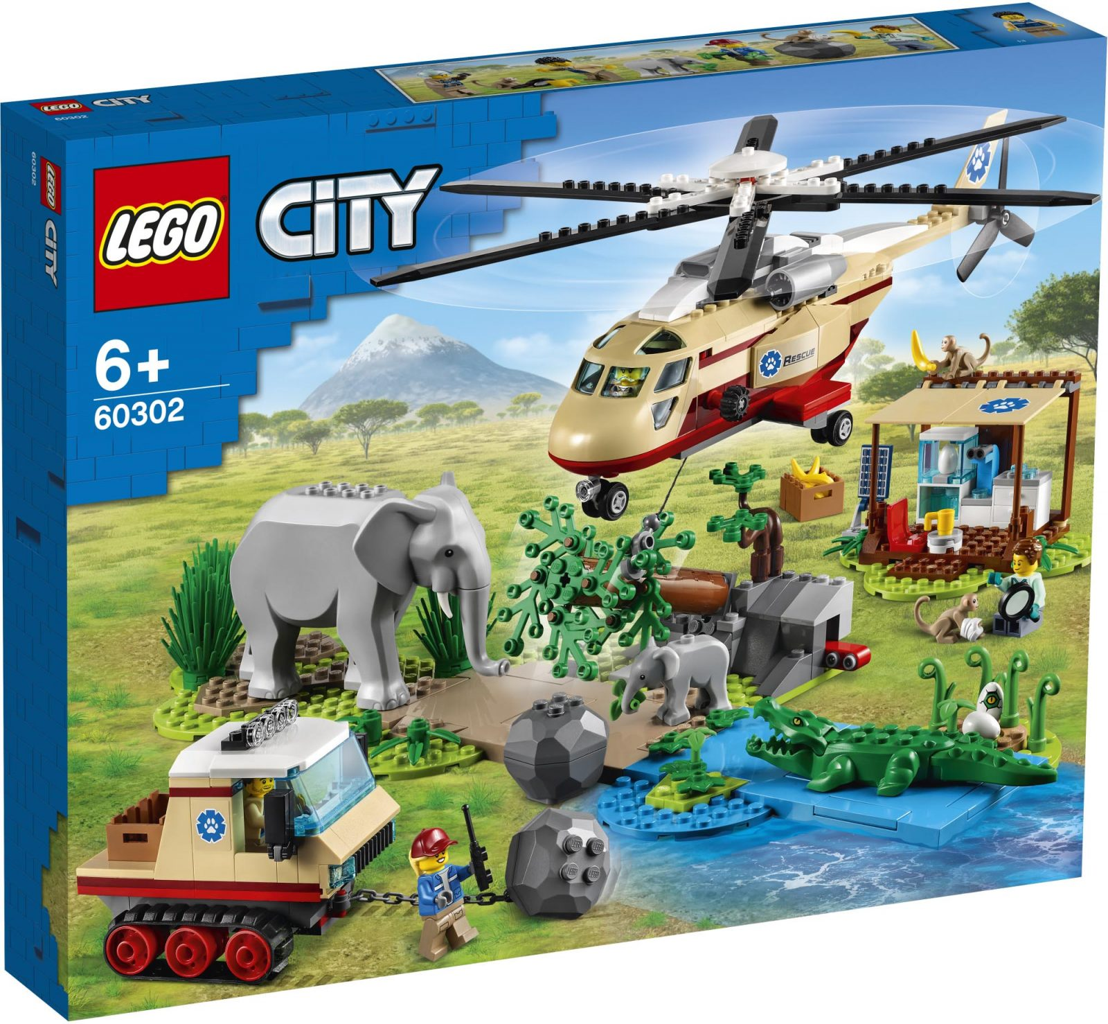 LEGO City Wildlife
