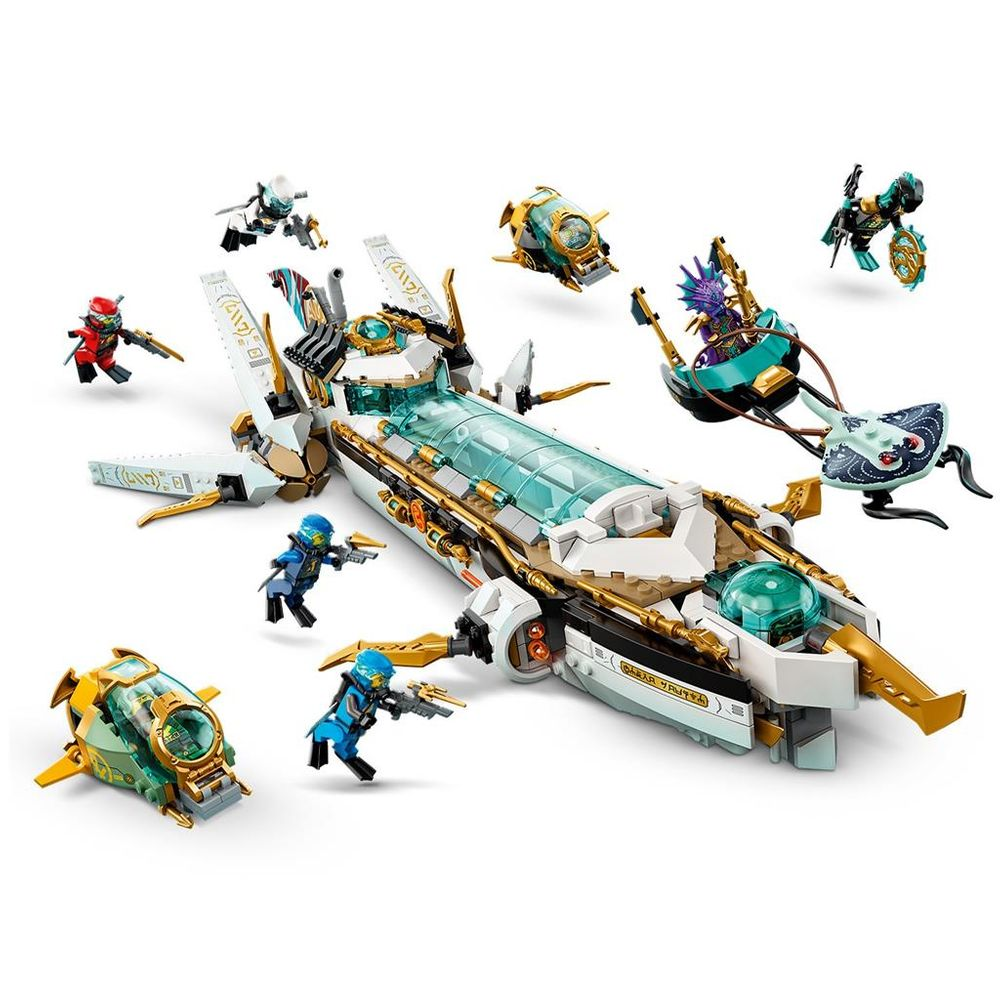 LEGO Ninjago 2H 2021