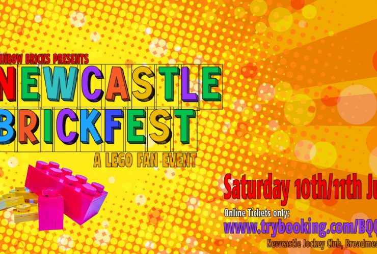 Newcastle Brickfest A LEGO Fan Event 2021