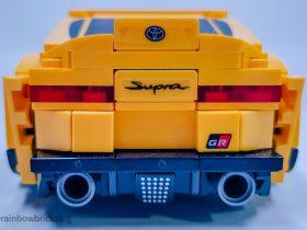 LEGO Speed Champions Toyota GR Supra