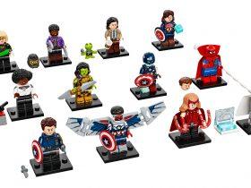 LEGO® Minifigures Marvel Studios