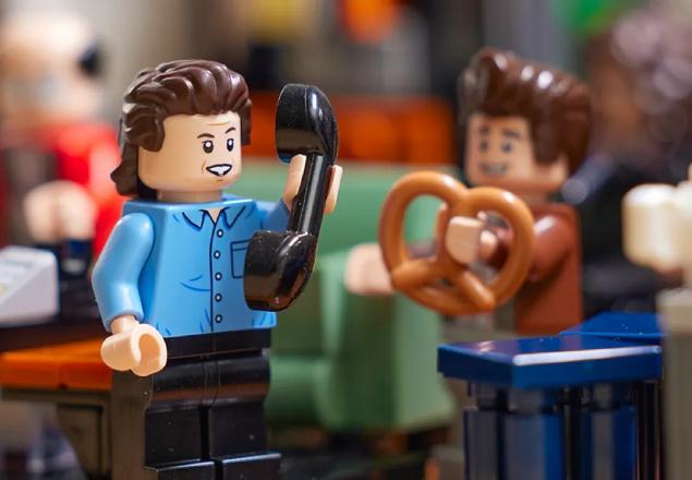 LEGO Ideas Seinfeld [21328]