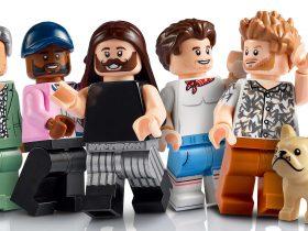 LEGO Queer Eye – The Fab 5 Loft [10291]