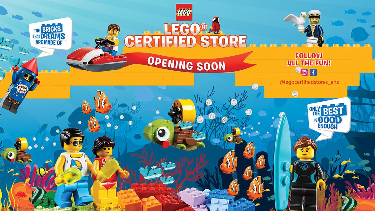 LEGO Certified Store Townsville QLD